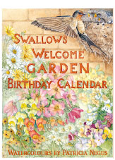 Swallows birthday book